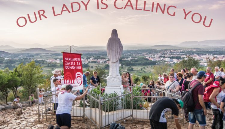 Donate to help us signpost The Way of Our Lady