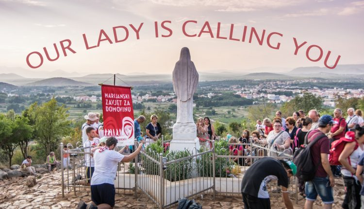 Pomozi nam označiti rutu Marijanskog zavjeta