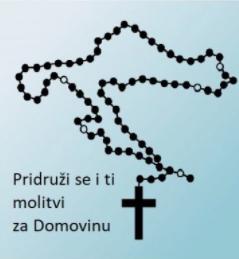 Molitva krunice za Domovinu i u Rijeci na Trsatu četvrtkom navečer