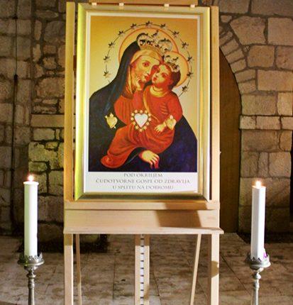 Molitva Krunice Za Domovinu Četvrtkom Navečer – od 5.4.2018. i u Splitu