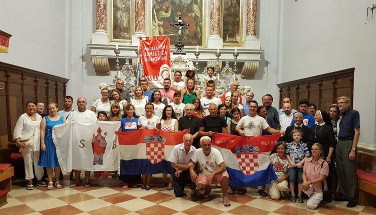 Završeno 4. zavjetno hodočašće Marijanski zavjet za Domovinu 2018.