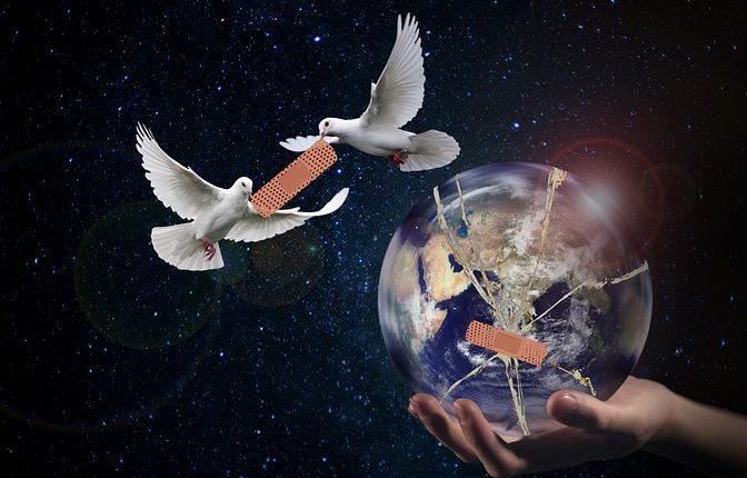 Krunica za Domovinu-nakana: za mir